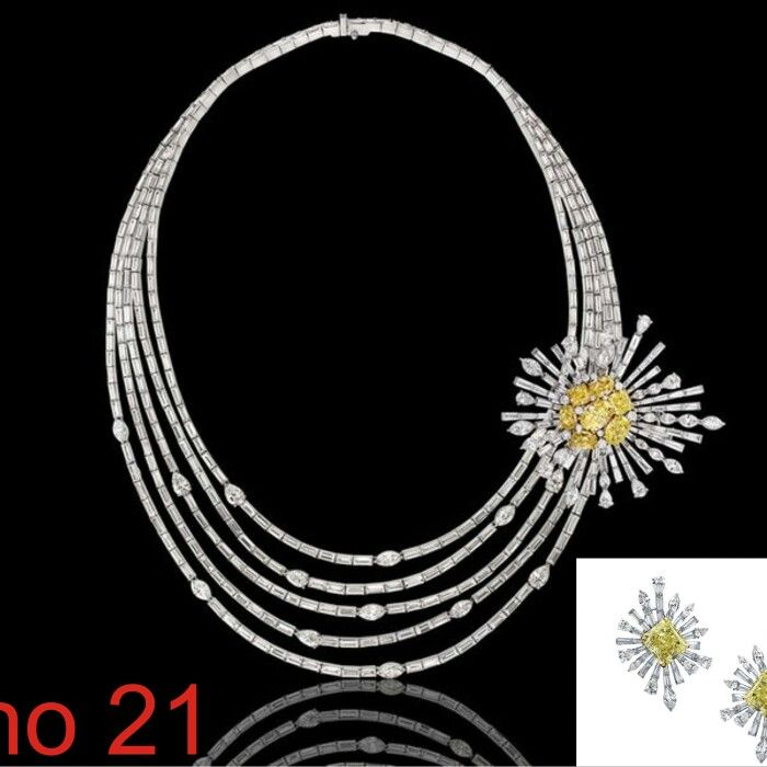 Luxury jewellery manufacturer. Necklace and earing set. Alloy metal crystal diamond and channel sating Bhagat stons. Wholesale prices  labonoart@gmail.com ( Mumbai india)