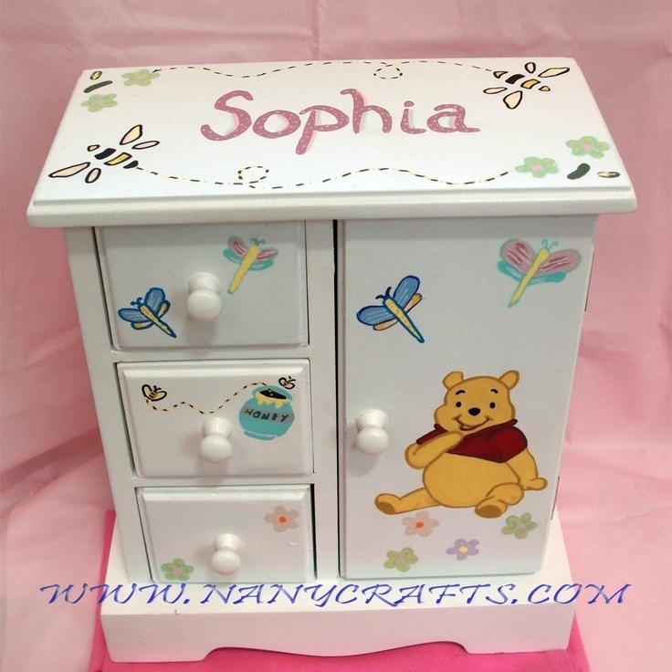 Best 25 Jewelry boxes for girls ideas on Pinterest Wishlist