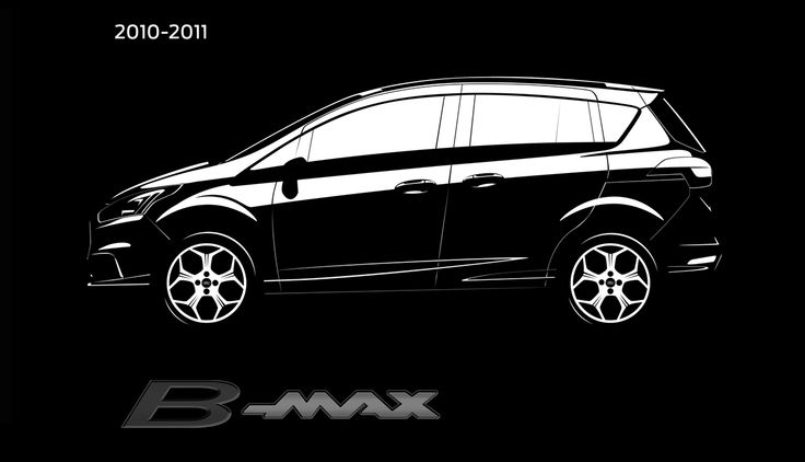 Ford B-Max on Behance