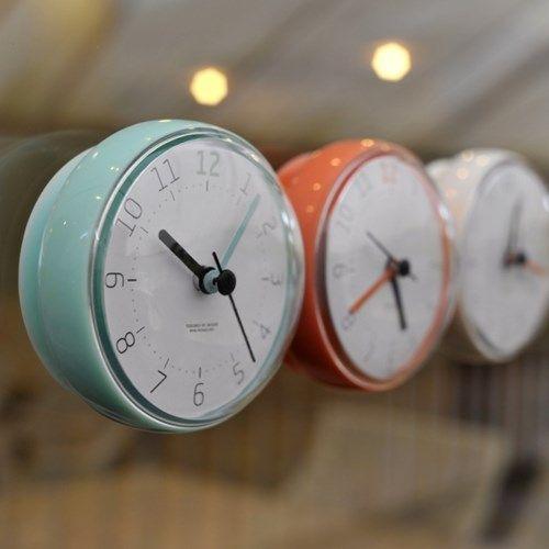 [mooas] 무아스 마카롱 방수시계 Macaron Clock // 9,900