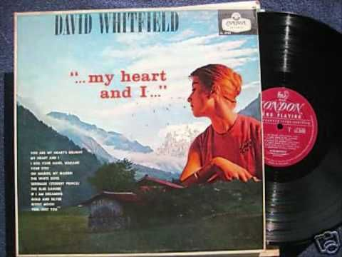 David Whitfield - Serenade From The Student Prince (1960)