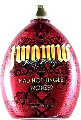 Tanning Lotion: Australian Gold Jwoww Mad Hot Tingle Bronzer Indoor Tanning Bed Lotion -> BUY IT NOW ONLY: $38.99 on eBay!