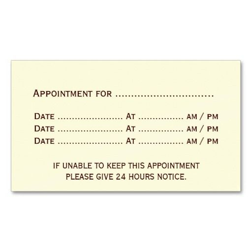 Massage therapist appointment business card massage for Massage therapy business card templates