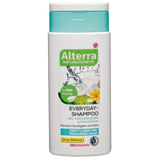 Alterra Everyday Shampoo Bio Kokoswasser Frangipani Online