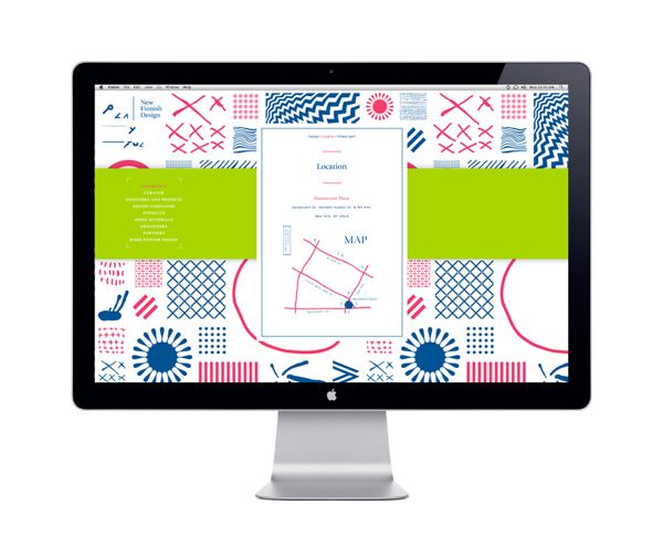 PLAYFUL - New Finnish Design by Kokoro & Moi, via Behance