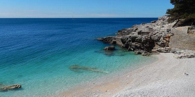 Die 10 schönsten Strände in Istrien - In Istrien
