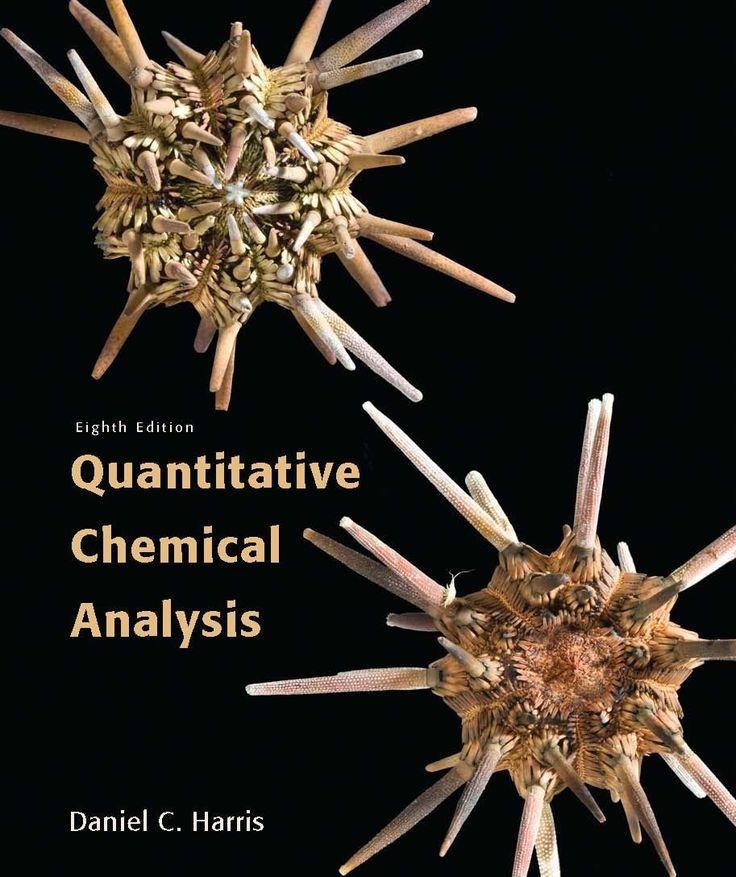 I'm selling ebook -- Quantitative Chemical Analysis by Daniel C. Harris