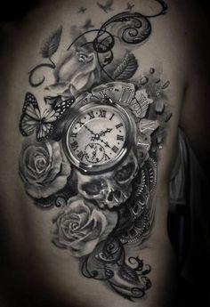 Lost time or treasured  memories