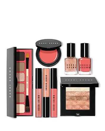 Bobbi Brown Nectar + Nude Collection - perfect for spring!