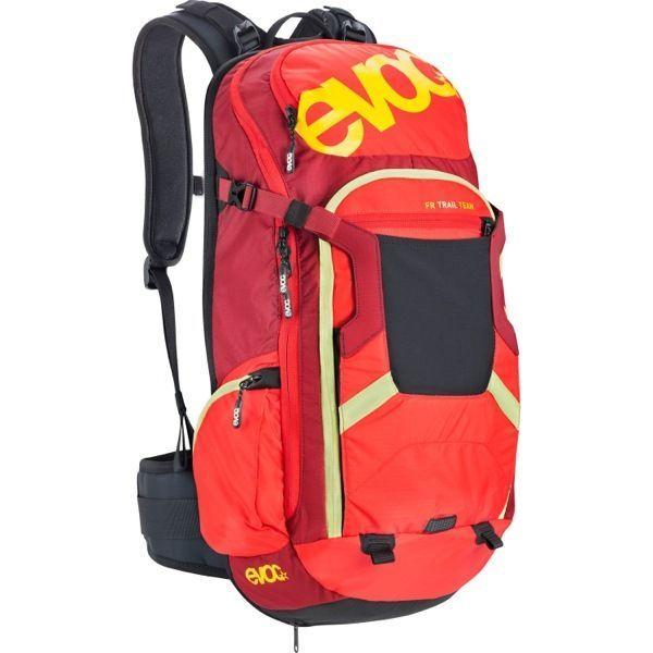 Gypsy Travel-Luggage| Serafini Amelia| EVOC FR TRAIL TEAM PROTEKTOREN RUCKSACK 20L Gr M/L Fahrrad Bike Rückenschutz Neu