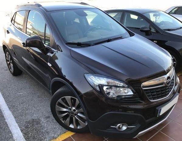2014 Opel Mokka 1.7 CDTi diesel automatic 5 door 4×2 SUV