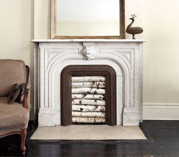 28 Best Unused Fireplace Ideas Images On Pinterest