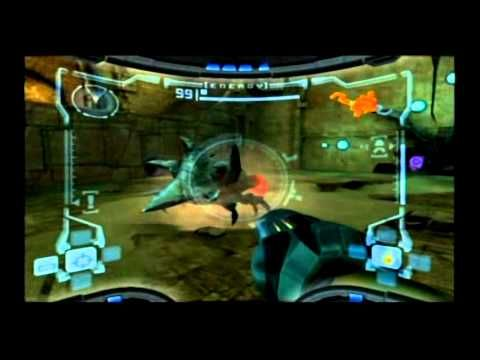 Metroid Prime (GameCube) Walkthrough Part 4