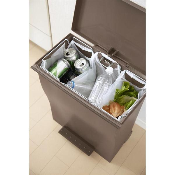 ワイドペダルペール|ホーム&キッチン | お掃除用品・ゴミ箱 | ごみ箱 | |KCUD(クード)|岩谷マテリアル|ロフトネットストア