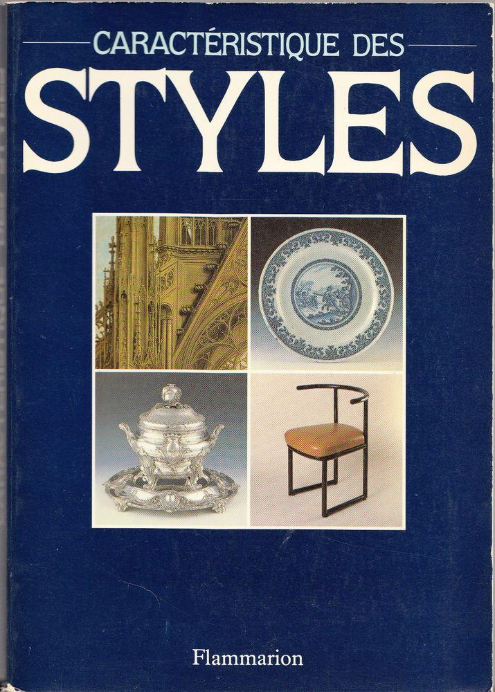 Caractéristiques des styles par Jean-François Boisset (Paperback / Broché 1988)