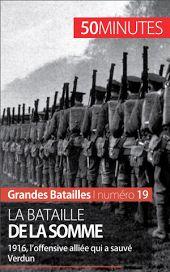 La bataille de la Somme : 1916, l'offensive alliée qui a sauvé Verdun