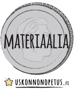 MATERIAALIA-uskonnonopetus