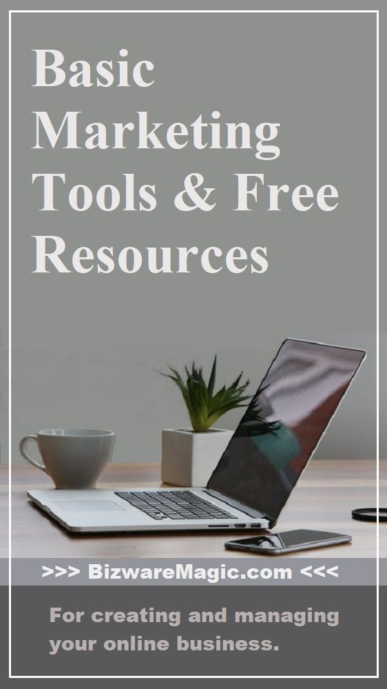 Basic Internet Marketing Tools and Resources | Social Media