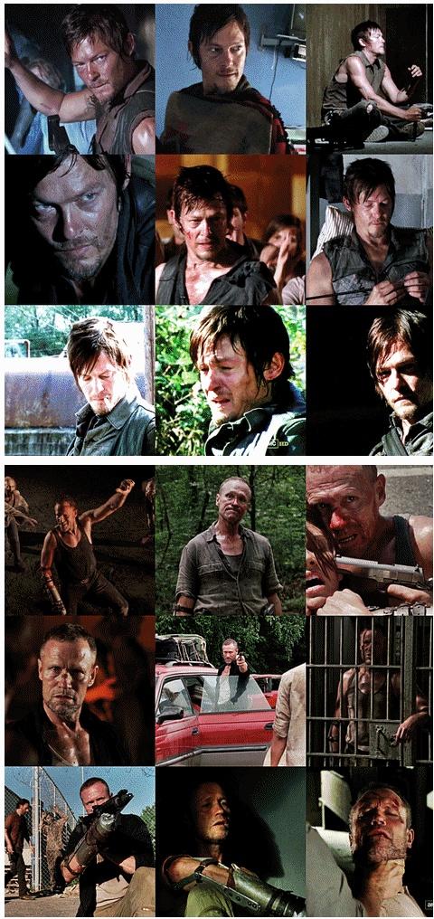 Daryl Dixon & Merle