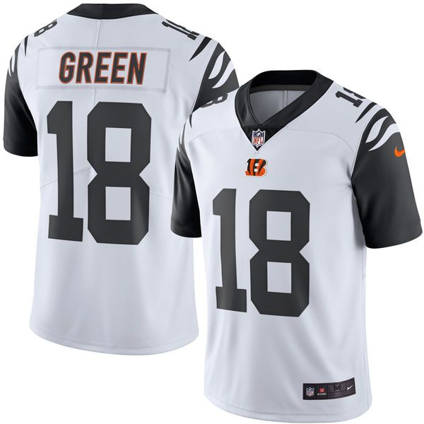 ... Mens Cincinnati Bengals A.J. Green Nike White Color Rush Limited Jersey  Nike Cowboys ... 590440f95