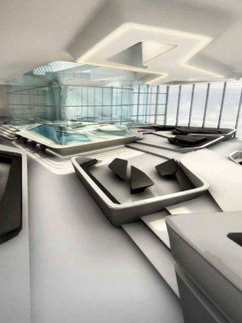 Guggenheim Hermitage Museum Vilnius Design. Design: Studio Zaha Hadid