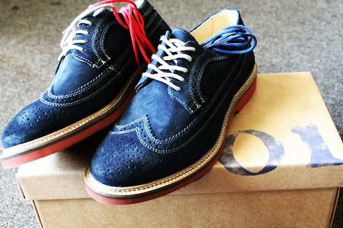 Nordstrom 1901: Navy Wingtip, Ass Shoes, Signature Style, Shoes Games, Choo Shoes, Nordstrom 1901, Nice Oxfords, Gent Footwear, Man Style