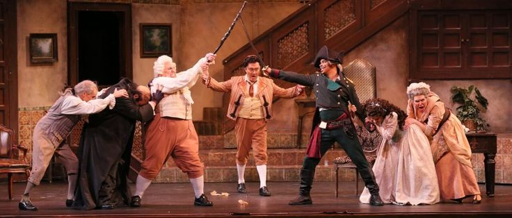 The Barber of Seville | Opera Grand Rapids