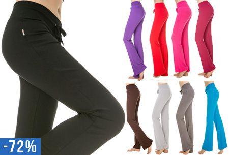 Work out in stijl! Deze fijne yoga sportbroek is ideaal voor naar de sportschool, yoga of gewoon lekker voor thuis op de bank. En je bestelt deze nu voor maar €9,95. Een aanbieding die je niet mag missen! #Yoga #Sportbroek #Vouchervandaag
