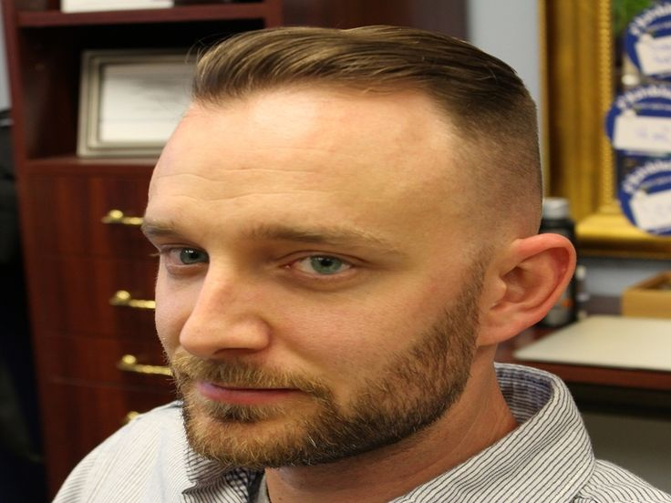 awesome Going Bald Haircuts Check more at https://hairstylesformen.club/going-bald-haircuts/
