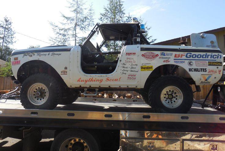 my truck International scout, Scout, Monster trucks