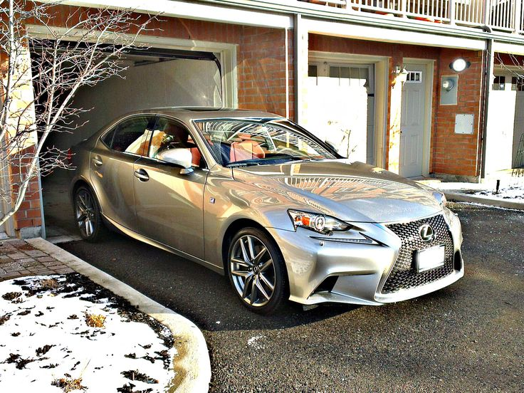 2015 Lexus IS350 F Sport in Atomic Silver hoping to have