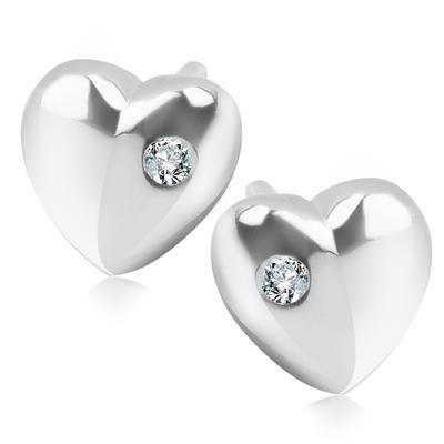 Srebrne Kolczyki YES, 79 PLN, www.YES.pl/51304-srebrne-kolczyki-AB-S-000-CYR-AKCL262 #jewellery #silver #BizuteriaYES #shoponline #accesories #pretty #style