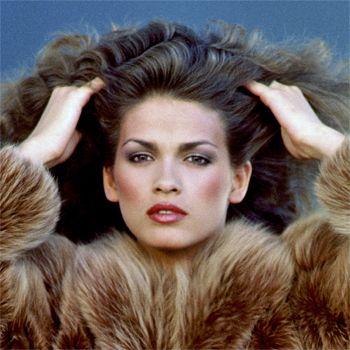 Gia Carangi. The supermodel Gia as photographed by fashion photographer Stan Malinowski.