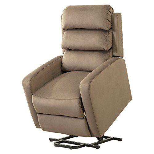 Bonzy Home Lift Recliner Chair Power Lift Overstuffed Elderly