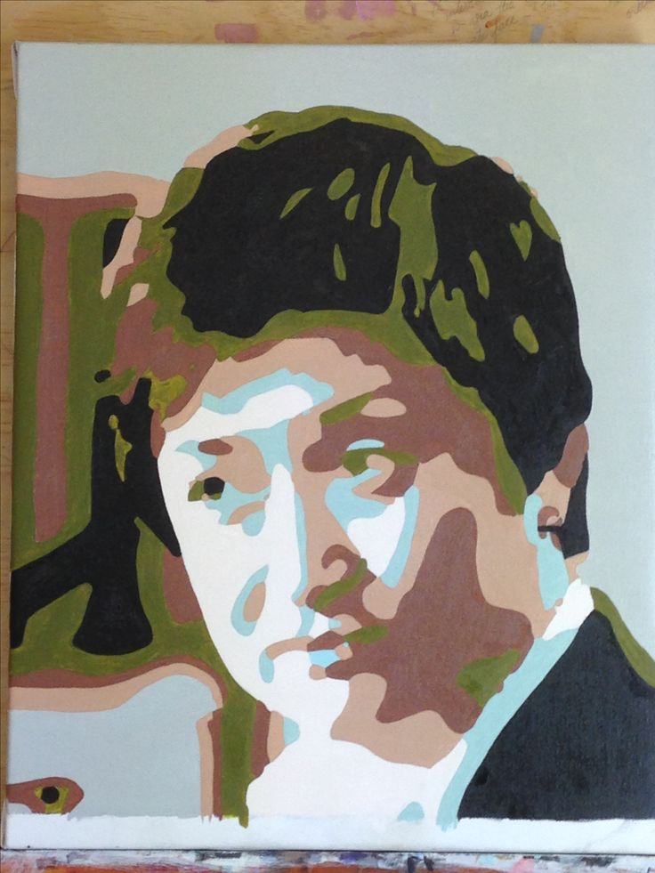 Penny Wong. Oil on canvas