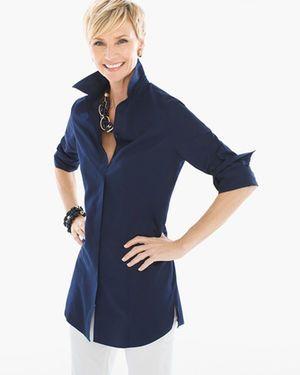 15 best joan images on pinterest nordstrom the shoulder for Best no iron shirts