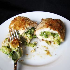 Skinny Chicken & Broccoli Rollatini (Ten Dollar Dinners) | Rumbly in my Tumbly