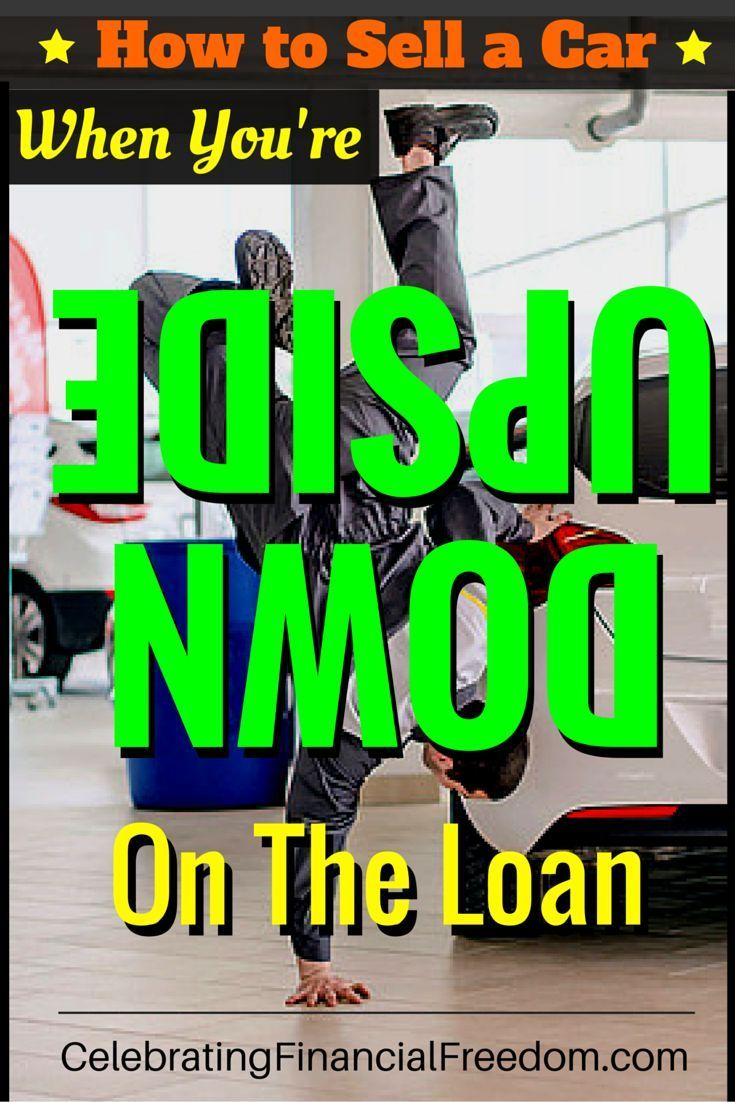 Owe more money on your car loan than the vehicle is worth?  You're not the only one!    Click the Pic to learn why that happens and how you can sell that car, even if you're upside down on the loan  #money #finances #car #loan #upsidedown  http://www.cfinancialfreedom.com/how-to-sell-a-car-when-upside-down-on-the-loan