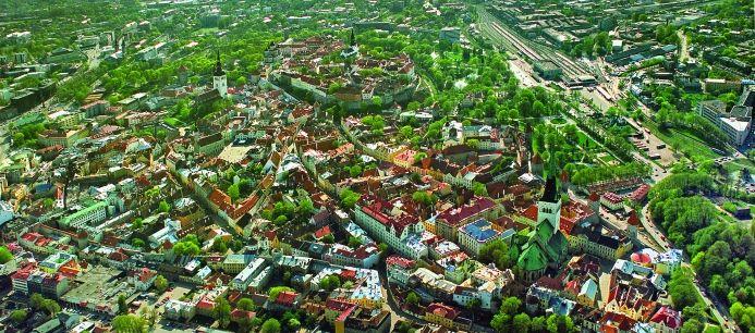 Tallinn Tourism - Green Areas