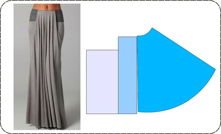 skirt pattern puzzle