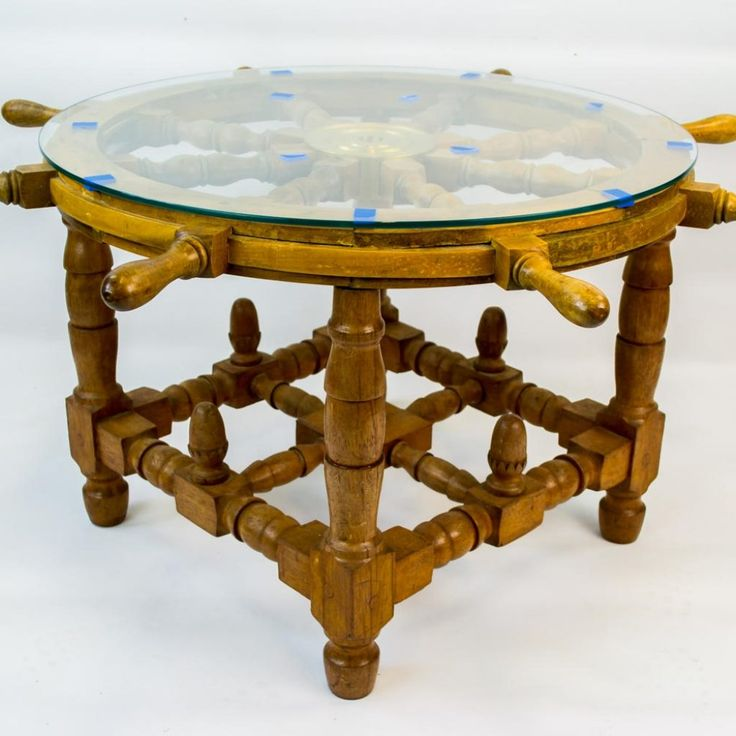 Novelty Glass Coffee Tables