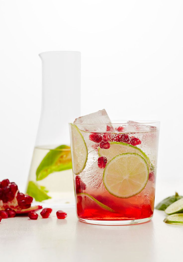 A little tart, a little spicy, this cocktail is full of flavor.