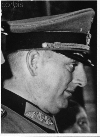 SS General Kurt Daluege - NA015779 - Rights Managed - Stock Photo - Corbis