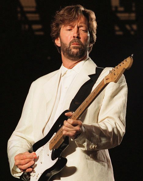 Eric Clapton - Birmingham NEC - early 90s sometime