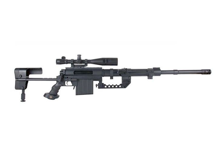 CheyTac Intervention .408 long range sniper rifle (anti material)