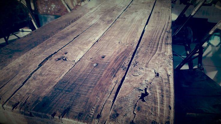 Tavolo in legno vintage design italiano xlab originale www.designxtutti.com