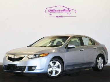 Acura  2009 on Acura Tsx 2009 I4 2 4l 144 Http   Www Offleaseonly Com Used Car Acura
