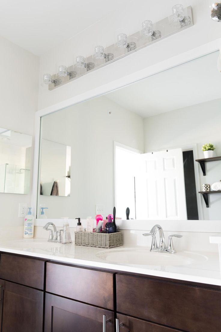 25 best ideas about white subway tile bathroom on. Black Bedroom Furniture Sets. Home Design Ideas
