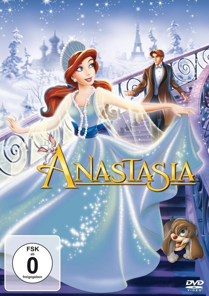 Prinzessin Anastasia - Don Bluth - 4010232058089