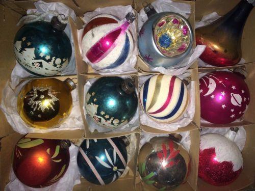Mercury Balls Decorations 981 Best Ornamentsornaments & Etc Images On Pinterest  Christmas